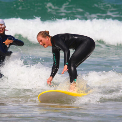 LEVEL 1 – LEARN HOW TO SURF